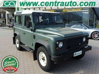 usata Land Rover Defender 90 2.4 TD4 passo corto Autocarro-UNICOPROPRIETARIO rif. 11133724