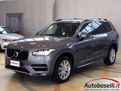 usata Volvo XC90 2.0 D5 AWD MOMENTUM GEARTRONIC