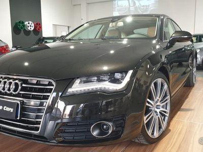 usata Audi A7 quattro 245cv full led bose sline 2014