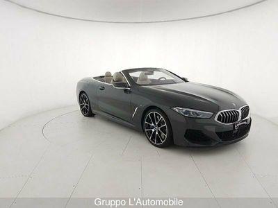usata BMW M850 Serie 8 Cabrio Serie 8 G14cabrio xdrive auto