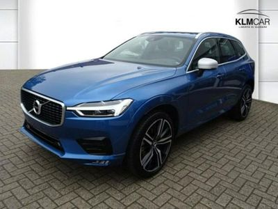 used Volvo XC60 D4 AWD R-design *PANO*PDC*