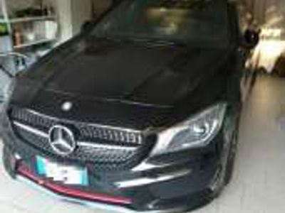 usata Mercedes CLA250 S.W. 4Matic Automatic Supersport