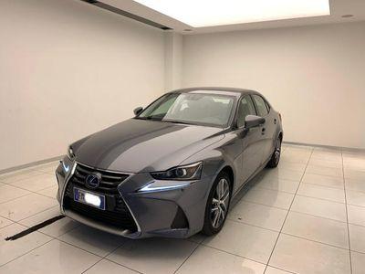 usata Lexus IS300h Hybrid FSport
