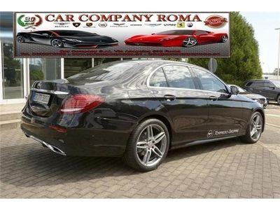 usata Mercedes E200 ClasseD Lim W213! Amg-line Usato