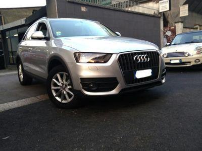 usado Audi Q3 2.0 TDI quattro Business Plus
