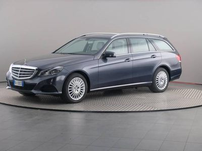 usata Mercedes 250 E-Klasse SWBluetec 4Matic 7G-TRONIC Executive