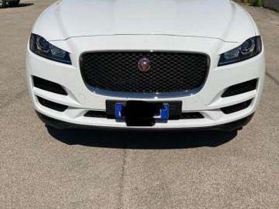 usata Jaguar F-Pace 2.0 D 180 CV aut. Pure