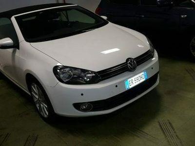 usata VW Golf Cabriolet 2.0 TDI DSG BlueM. Tech. rif. 12548872