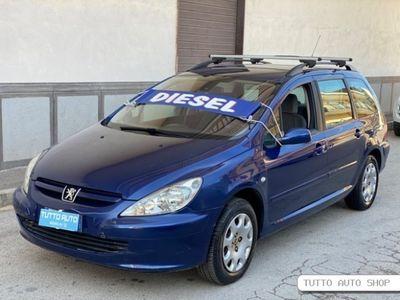 usata Peugeot 307 2.0 16V HDi FAP 5p. aut. Australian