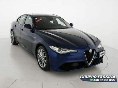 brugt Alfa Romeo Giulia 2.2 Turbodiesel 210 CV AT8 AWD Q4 Veloce usato