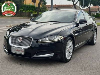 usata Jaguar XF 2.2 D Business Edition