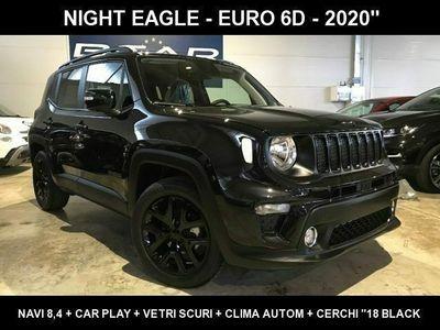 usata Jeep Renegade 1.0T3 Night Eagle +Navi8,4+Vetri Scuri 18 Limited
