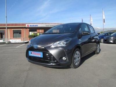 usata Toyota Yaris 1.5 Hybrid 5 porte Business -633-