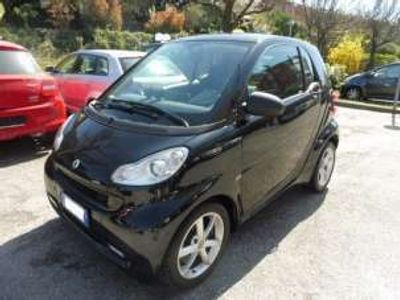 usata Smart ForTwo Coupé 1000 52 kW MHD COUPE´ PASSION Benzina