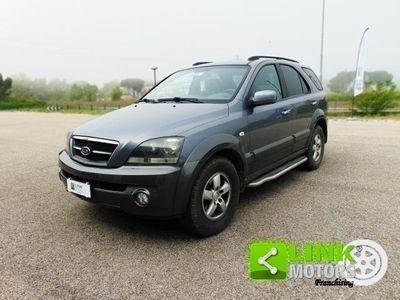 brugt Kia Sorento 2.5 16V Crdi 4WD Active, anno 2005, manutenzione curata