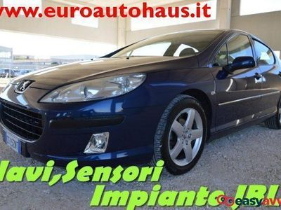 second-hand Peugeot 407 2.0 hdi executive diesel
