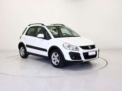 usata Suzuki SX4 1.6 16V Outdoor Line GLX CLIMA AUTO,PRIVACY GLASS