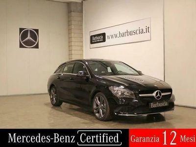 usata Mercedes 200 CLA Classe (C117)d S.W. Automatic Sport