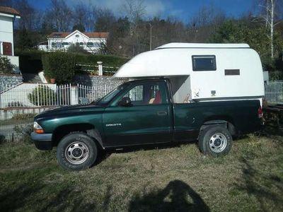 usata Dodge Dakota camper