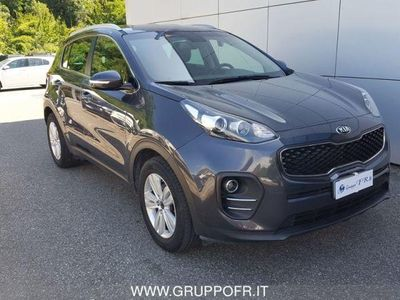 used Kia Sportage 1.7 CRDI 141CV DCT7 Stop&Go 2WD Cool