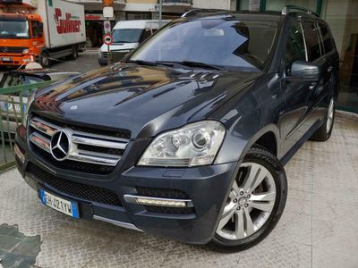 usata Mercedes GL350 CDI cat 4MATIC BlueEFF.Grand Edit 7 Posti