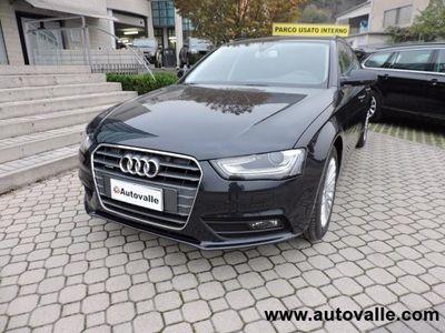 usata Audi A4 Avant 2.0 TDI 177CV quattro S tronic Business Plus rif. 6969363
