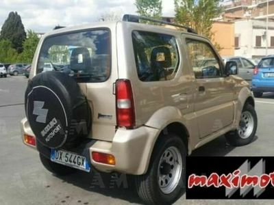 usata Suzuki Jimny 1.3i 16V cat 4WD JLX Più usato