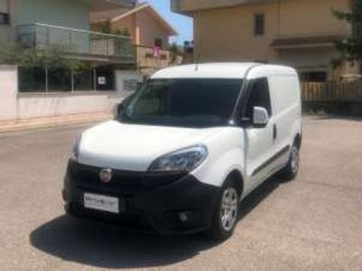 usata Fiat Doblò Doblo1.3 MJT PC-TN Cargo Lamierato SX 3 Posti E5