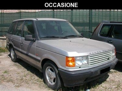 used Land Rover Range Rover 2.5 turbodiesel