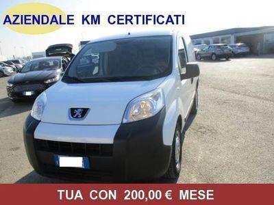 usado Peugeot Bipper 1.3 HDi 75CV FAP Furgone Aziendale rif. 11305577