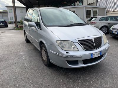 gebraucht Lancia Phedra 2.0 MJT 136CV Argento