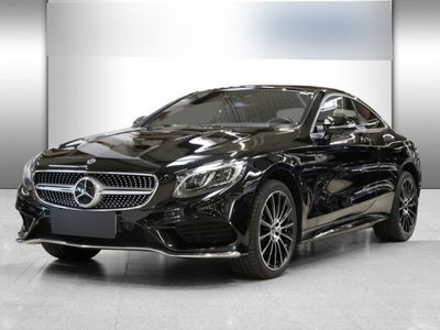 usata Mercedes S500 Coupe 4m Amg Line Standh Comand Pano Hud