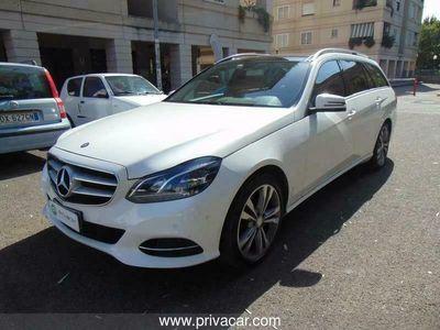 usata Mercedes 220 Classe E - W212 E SWcdi Executive FL