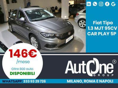 usata Fiat Tipo 1.3 Mjt 95 Cv Easy 5 Porte