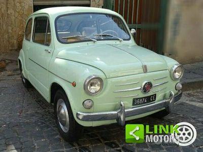usata Fiat 600D -- 1963 - RESTAURATA