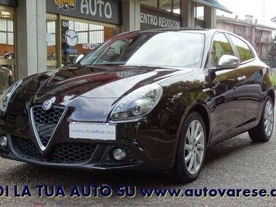usata Alfa Romeo Giulietta 1.6 JTDm 120cv autom. COME NUOVA EURO6B