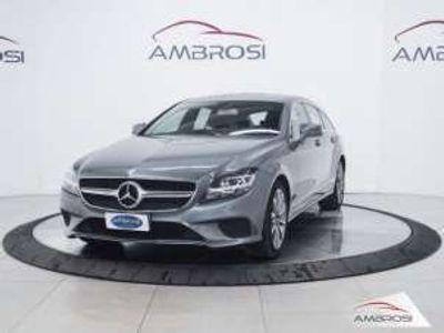 usata Mercedes CLS220 d SW Premium Diesel