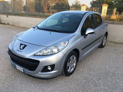 used Peugeot 207 1.4 8v 75cv Eco GPL X-Line 5 Porte