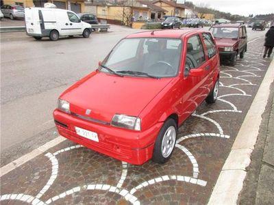 usata Fiat Cinquecento 1.1i cat sporting full optional garantita non inci benzina
