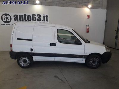 usado Citroën Berlingo 1.6 HDi 90CV 3p. 18 Van Liv.B