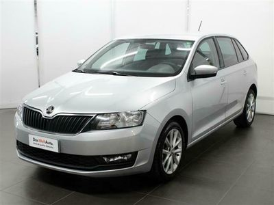 used Skoda Rapid Rapid/Spaceback Rapid SpacebackSpaceback 1.4 TDI 90 CV DSG