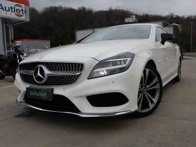 usata Mercedes CLS250 CLSCDI SW BlueEFFICIENCY