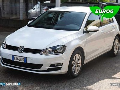 usado VW Golf 1.6 tdi Business 110cv 5p dsg