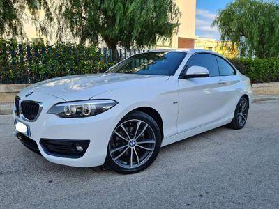 usata BMW 218 d coupè (F22) Sport aut