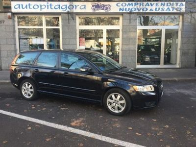 brugt Volvo V50 D4 Geartronic Momentum