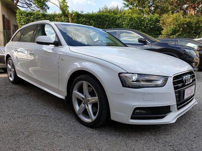usata Audi A4 Avant S-Line Quattro Xenon 18'' Gancio PERFETTA !!