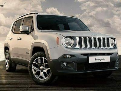 usata Jeep Renegade 2.0 Mjt Limited con NAVI