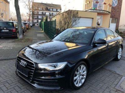 brugt Audi A6 3.0tdi quattro stronic sline 2014