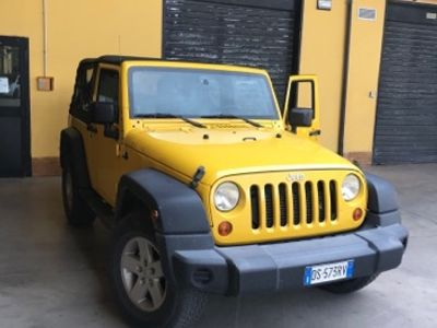 usado Jeep Wrangler 2ª serie - 2009