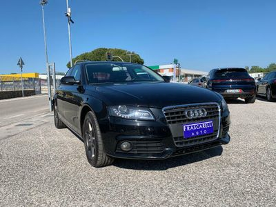 usata Audi A4 2.0 TDI 143CV F.AP. mult. / KM DOCUMENTATI